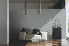33540-6 cikkszámú tapéta.Dekor,egyszínű,különleges felületű,metál-fényes,szürke,súrolható,illesztés mentes,vlies tapéta
