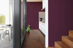 33540-7 cikkszámú tapéta.Dekor,egyszínű,különleges felületű,piros-bordó,súrolható,illesztés mentes,vlies tapéta