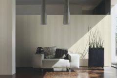 33581-1 cikkszámú tapéta.Csíkos,dekor,különleges felületű,metál-fényes,plüss felületű,velúr felületű,bézs-drapp,szürke,illesztés mentes,vlies tapéta