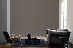 2878-30 cikkszámú tapéta.Egyszínű,valódi textil,szürke,illesztés mentes,gyengén mosható,vlies tapéta