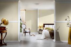 33920-4 cikkszámú tapéta.Dekor,egyszínű,gyerek,különleges felületű,textil hatású,sárga,súrolható,illesztés mentes,vlies tapéta