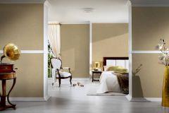 34079-9 cikkszámú tapéta.Dekor,egyszínű,különleges felületű,metál-fényes,textil hatású,arany,súrolható,illesztés mentes,vlies tapéta