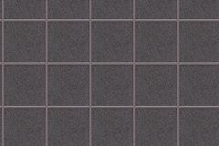 30672-1 cikkszámú tapéta.Fémhatású - indusztriális,kockás,metál-fényes,szürke,súrolható,vlies tapéta