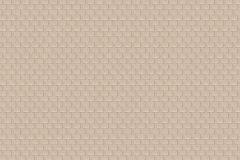 31908-6 cikkszámú tapéta.Geometriai mintás,különleges motívumos,barna,vlies tapéta