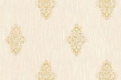 31946-2 cikkszámú tapéta.Barokk-klasszikus,valódi textil,arany,bézs-drapp,gyengén mosható,vlies tapéta