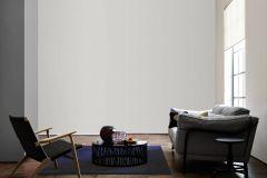 9686-16 cikkszámú tapéta.Egyszínű,textilmintás,valódi textil,fehér,gyöngyház,gyengén mosható,illesztés mentes,vlies tapéta