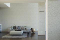 30660-1 cikkszámú tapéta.Barokk-klasszikus,csillámos,különleges felületű,különleges motívumos,valódi textil,ezüst,kék,szürke,vlies tapéta