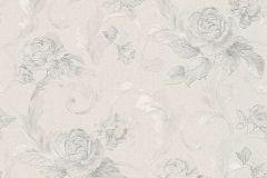 95983-4 cikkszámú tapéta.Barokk-klasszikus,metál-fényes,természeti mintás,virágmintás,ezüst,kék,szürke,súrolható,vlies tapéta