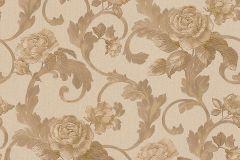 95983-5 cikkszámú tapéta.Különleges felületű,természeti mintás,virágmintás,barna,bézs-drapp,vlies tapéta