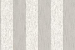 96194-2 cikkszámú tapéta.Csíkos,valódi textil,bézs-drapp,szürke,gyengén mosható,illesztés mentes,vlies tapéta