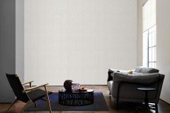 96195-4 cikkszámú tapéta.Barokk-klasszikus,valódi textil,bézs-drapp,fehér,gyengén mosható,vlies tapéta