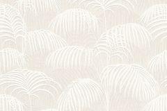 96198-1 cikkszámú tapéta.Természeti mintás,valódi textil,bézs-drapp,fehér,gyengén mosható,vlies tapéta