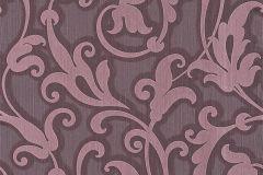 95490-5 cikkszámú tapéta.Különleges motívumos,természeti mintás,valódi textil,virágmintás,pink-rózsaszín,gyengén mosható,vlies tapéta