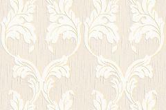 95628-7 cikkszámú tapéta.Barokk-klasszikus,különleges motívumos,természeti mintás,valódi textil,virágmintás,fehér,pink-rózsaszín,gyengén mosható,vlies tapéta