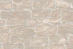 3438-26 cikkszámú tapéta.Csillámos,konyha-fürdőszobai,kőhatású-kőmintás,különleges felületű,barna,bézs-drapp,szürke,lemosható,papír tapéta