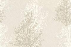 34819-1 cikkszámú tapéta.Csillámos,különleges felületű,retro,természeti mintás,bézs-drapp,ezüst,fehér,gyöngyház,lemosható,papír tapéta