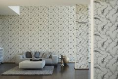 37462-2 cikkszámú tapéta.állatok,fehér,fekete,súrolható,vlies tapéta