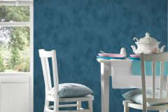 30457-4 cikkszámú tapéta.Dekor tapéta ,egyszínű,különleges felületű,retro,textil hatású,kék,szürke,lemosható,illesztés mentes,vlies tapéta