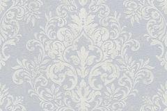 33924-2 cikkszámú tapéta.Barokk-klasszikus,különleges felületű,különleges motívumos,rajzolt,virágmintás,ezüst,szürke,lemosható,vlies tapéta