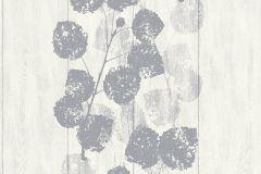 33926-1 cikkszámú tapéta.Csíkos,dekor tapéta ,fa hatású-fa mintás,különleges felületű,különleges motívumos,rajzolt,retro,természeti mintás,virágmintás,fehér,szürke,lemosható,illesztés mentes,vlies tapéta