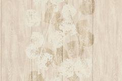 33926-4 cikkszámú tapéta.Csíkos,dekor tapéta ,fa hatású-fa mintás,különleges felületű,különleges motívumos,rajzolt,retro,virágmintás,bézs-drapp,fehér,lemosható,illesztés mentes,vlies tapéta