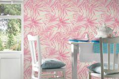 34125-3 cikkszámú tapéta.Gyerek,különleges felületű,különleges motívumos,retro,természeti mintás,bézs-drapp,fehér,pink-rózsaszín,lemosható,vlies tapéta