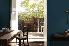 34243-6 cikkszámú tapéta.Dekor tapéta ,egyszínű,különleges felületű,textilmintás,kék,lemosható,illesztés mentes,vlies tapéta