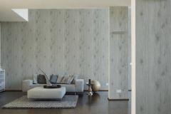 30043-3 cikkszámú tapéta.Dekor tapéta ,fa hatású-fa mintás,különleges felületű,ezüst,szürke,súrolható,illesztés mentes,vlies tapéta