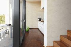 30668-2 cikkszámú tapéta.Egyszínű,kőhatású-kőmintás,különleges felületű,bézs-drapp,szürke,súrolható,vlies tapéta