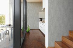 30669-4 cikkszámú tapéta.Dekor tapéta ,kőhatású-kőmintás,különleges felületű,ezüst,szürke,súrolható,illesztés mentes,vlies tapéta