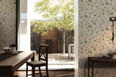 31942-1 cikkszámú tapéta.3d hatású,kőhatású-kőmintás,különleges felületű,természeti mintás,fehér,szürke,zöld,lemosható,vlies tapéta