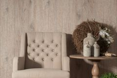 31991-3 cikkszámú tapéta.Dekor tapéta ,fa hatású-fa mintás,különleges felületű,barna,szürke,lemosható,illesztés mentes,vlies tapéta