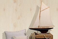 31991-4 cikkszámú tapéta.Dekor tapéta ,fa hatású-fa mintás,különleges felületű,vajszín,lemosható,illesztés mentes,vlies tapéta