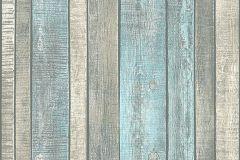 31993-2 cikkszámú tapéta.Dekor tapéta ,fa hatású-fa mintás,különleges felületű,bézs-drapp,kék,szürke,vajszín,súrolható,illesztés mentes,vlies tapéta
