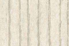 32706-1 cikkszámú tapéta.Dekor tapéta ,fa hatású-fa mintás,különleges felületű,szürke,vajszín,súrolható,illesztés mentes,vlies tapéta