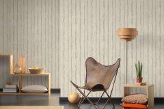 32706-1 cikkszámú tapéta.Dekor tapéta ,fa hatású-fa mintás,különleges felületű,szürke,zebra,súrolható,illesztés mentes,vlies tapéta