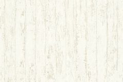 32724-1 cikkszámú tapéta.Fa hatású-fa mintás,különleges felületű,bézs-drapp,fehér,vajszín,súrolható,vlies tapéta
