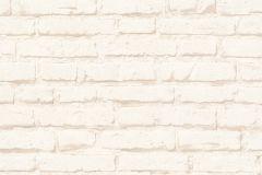 34399-1 cikkszámú tapéta.3d hatású,kőhatású-kőmintás,különleges felületű,bézs-drapp,vajszín,súrolható,vlies tapéta