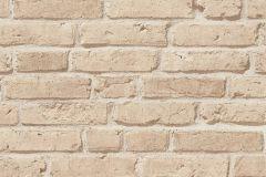35581-2 cikkszámú tapéta.3d hatású,kőhatású-kőmintás,különleges felületű,bézs-drapp,vajszín,súrolható,vlies tapéta