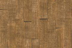 35584-3 cikkszámú tapéta.3d hatású,fa hatású-fa mintás,különleges felületű,barna,súrolható,vlies tapéta