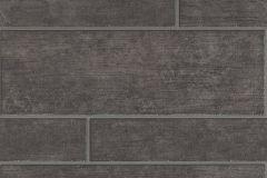 7070-24 cikkszámú tapéta.3d hatású,fa hatású-fa mintás,különleges felületű,barna,szürke,súrolható,vlies tapéta
