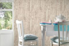7088-30 cikkszámú tapéta.3d hatású,dekor,fa hatású-fa mintás,különleges felületű,fehér,szürke,vajszín,súrolható,illesztés mentes,vlies tapéta