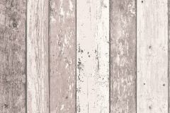 8550-53 cikkszámú tapéta.3d hatású,dekor tapéta ,fa hatású-fa mintás,különleges felületű,különleges motívumos,barna,bézs-drapp,vajszínű,súrolható,illesztés mentes,vlies tapéta