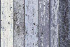 8550-60 cikkszámú tapéta.3d hatású,dekor tapéta ,fa hatású-fa mintás,különleges felületű,különleges motívumos,kék,szürke,vajszínű,súrolható,illesztés mentes,vlies tapéta