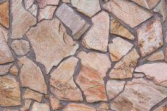 9273-16 cikkszámú tapéta.3d hatású,absztrakt,kőhatású-kőmintás,különleges felületű,bézs-drapp,pink-rózsaszín,szürke,zebra,súrolható,vlies tapéta