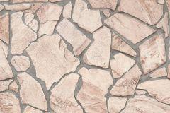 9273-23 cikkszámú tapéta.3d hatású,kőhatású-kőmintás,különleges felületű,bézs-drapp,szürke,vajszín,súrolható,vlies tapéta