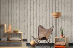 95370-2 cikkszámú tapéta.3d hatású,dekor tapéta ,fa hatású-fa mintás,különleges felületű,barna,bézs-drapp,súrolható,illesztés mentes,vlies tapéta
