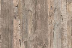 95405-3 cikkszámú tapéta.Fa hatású-fa mintás,különleges felületű,barna,bézs-drapp,kék,szürke,súrolható,vlies tapéta