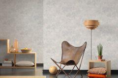 95406-4 cikkszámú tapéta.Absztrakt,különleges felületű,ezüst,szürke,súrolható,vlies tapéta