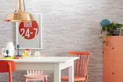 95908-1 cikkszámú tapéta.3d hatású,kőhatású-kőmintás,különleges felületű,lila,szürke,súrolható,vlies tapéta